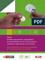 MINSA UNFPA Analisis Situacional
