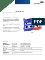 CP DB1 Datasheet