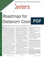 Data Centers, Roadmap for Data Center Cooling