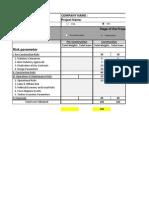Appraisal Risk Matrix REC Crisil
