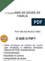 Programa de Saude Da Familia