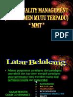 Teknik Manajemen TQM