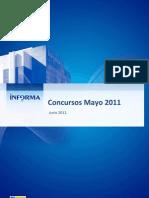 Estudio Evolución Empresas Consursadas 2010-2011 - INFORMA D&B (Cesce)
