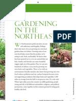 Northeast Fruit & Vegetable Gardening