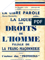 La Libre Parole - 19330808