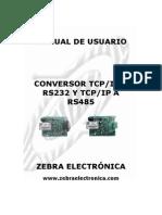 ConversorTCPf