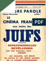 La Libre Parole - 19340202