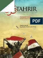 Tahrir - Das Magazin