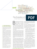 Evolution of Ethical Brand
