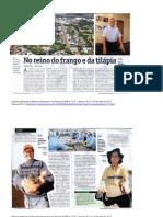NO REINO DO FRANGO E DA TILÁPIA_