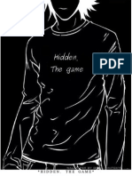1º Capitulo Hidden.The game
