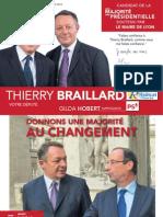 Profession de foi de Thierry Braillard