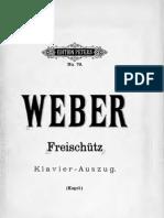 IMSLP109237-PMLP14994-Weber - Der Freischutz PetersVS