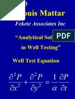 Presentación Louis Mattar Testing - SPE