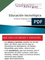 Educación tecnológica 1romedio