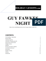 Guyfawkesnight Lesson