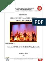 PROYECTO DE SIKURIS