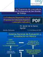 1.Presentacion Dr. Javier de La Garza