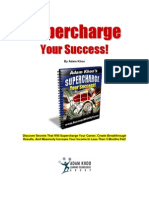 Supercharge Your Success