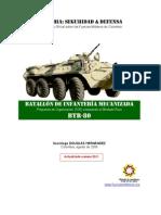 Tabla de Organizacion y Equipo de Infanteria Motorizada BTR80