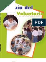 Guía del voluntario
