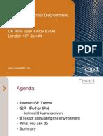 Phovell IPv6 Deployment 16-01-03