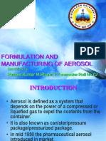 Aerosol pptx