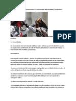 Origen y Características de la Huaconada