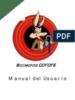 Manual Del Usuario Coyote