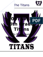 Purple Titans Offense 2007