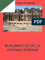 Monumentos Hispania Romana