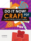 Do It Now! Crafts