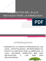 Requisitos Del s