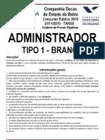 Administrador TIPO 1