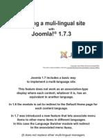 En-GB Multilang Tutorial