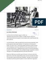 Libia 1911 - Europa 1914 (Parte III)