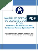 Manual de Operaciones de Descenso Continuo CDO Doc 9931.pdf