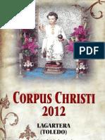 Programa Corpus Christi 2012 Lagartera
