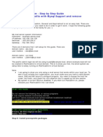 Postfix Mail System