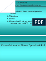 Sistema Operativos de Red
