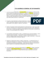 30mayo Acta Asamblea General de Estudiantes de La Rioja