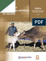 Guía para la Inseminación Artificial en Vacunos