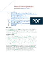 Aproximacionesteóricasalatecnologíaeducativa
