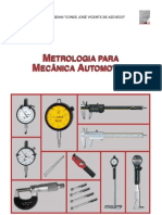 Metrologia Mec. Automotiva