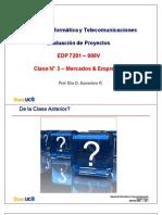 EDP 7201 Clase 03 EOSR Mercados & Empresas v3