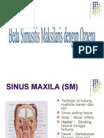 Sinusitis Maxillaris vs Ozaena by Miong