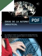 Ideas de la automatización industrial