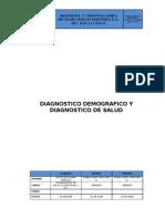 Pr26 - Gc - Procedimiento Demografico y Diagnostico de Salud Ocupacional