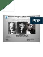 Freud, Klein y Lacan