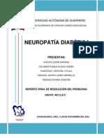 Neuropatia Diabetic A, Eq. 1, Grupo 402 QBP